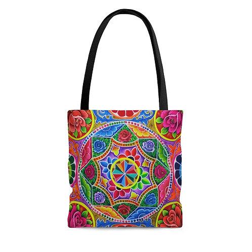 Carousel - AOP Tote Bag