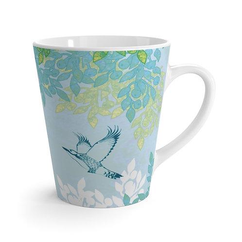 White Night - Latte mug