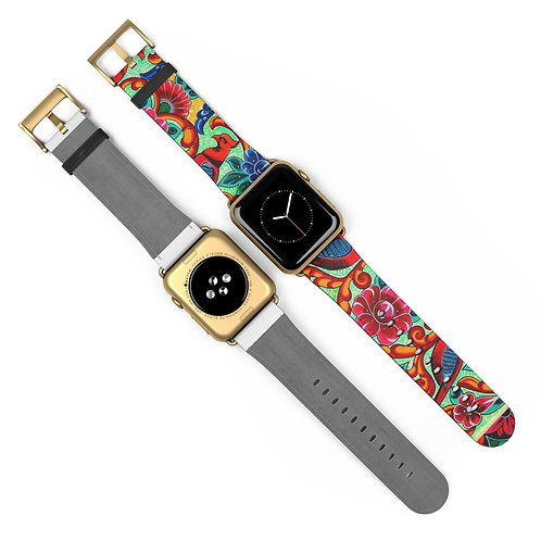 Red Birds - Watch Band