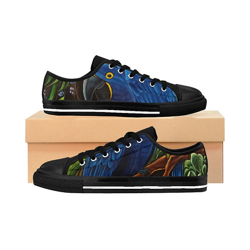 Blue Macaw - Men's Sneakers