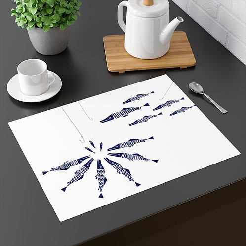 Pike - Placemat