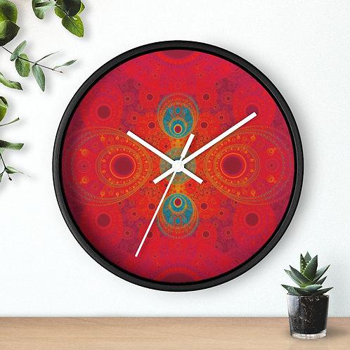 Rainbow - Wall clock