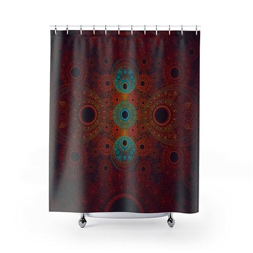 Bear - Shower Curtains