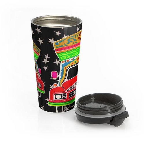 Star Driver - Stainless Steel Travel Mug