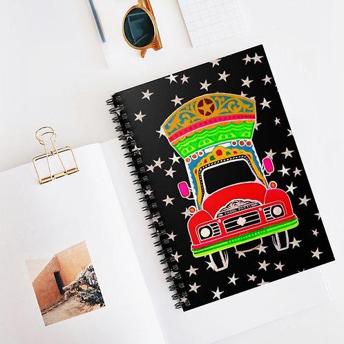 Star Driver - Spiral Notebook - Ruled Line