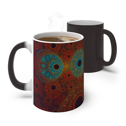 Bear - Color Changing Mug