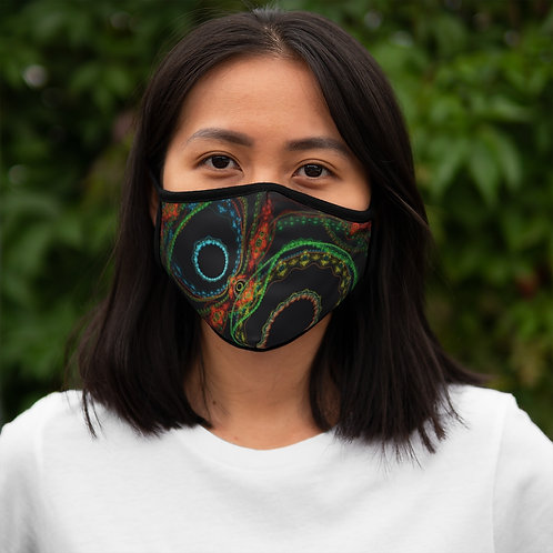 Taiga - Fitted Polyester Face Mask