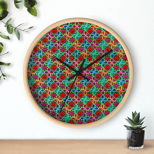 Bloom - Wall clock
