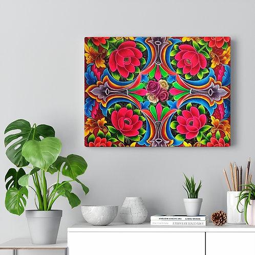 Rosy - Canvas Gallery Wraps