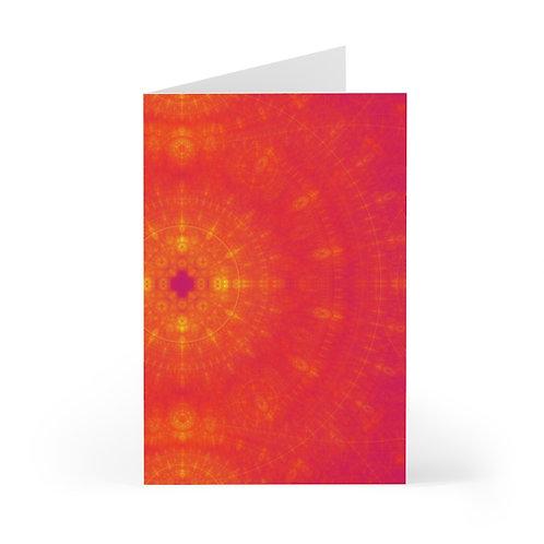 Sun - Greeting Cards (7 pcs)