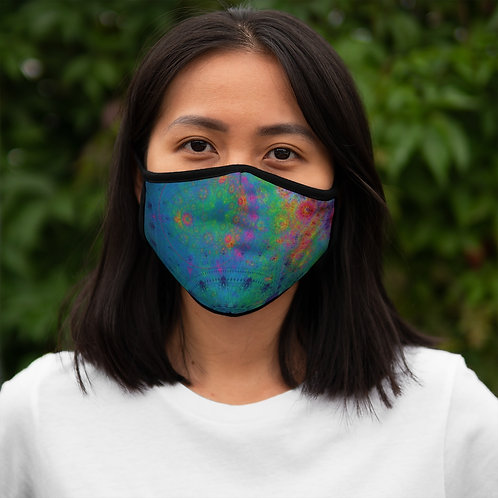 Spectrolite - Fitted Polyester Face Mask