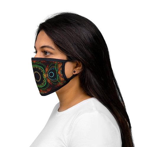 Taiga - Mixed-Fabric Face Mask