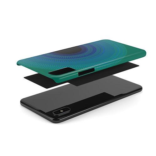 Blue Moon - Case Mate Slim Phone Cases