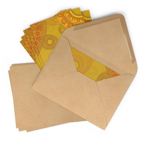 Lapponia - Greeting Cards (7 pcs)