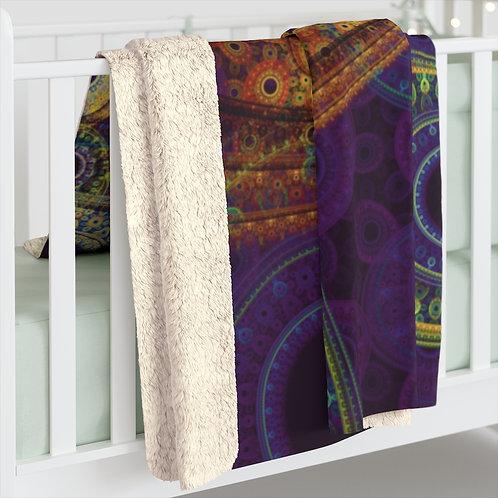 Aurora - Sherpa Fleece Blanket