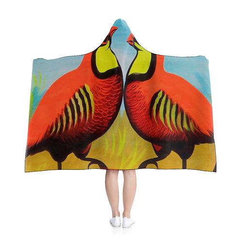 Friends - Hooded Blanket