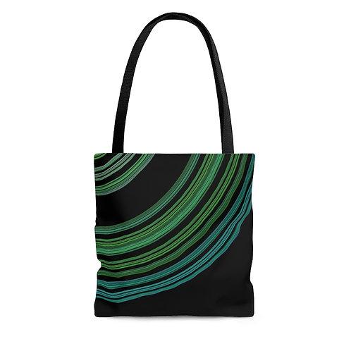 Reed - Fractal Design AOP Tote Bag