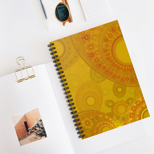 Lapponia - Spiral Notebook - Ruled Line