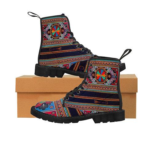 Doors - Women's Canvas Boots