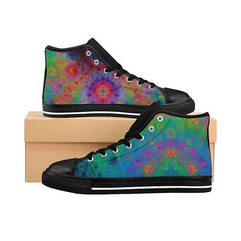 Spectrolite - Women's High-top Sneakers