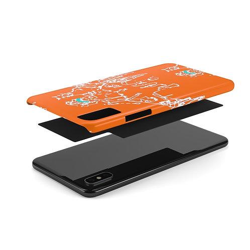 Races - Case Mate Slim Phone Cases
