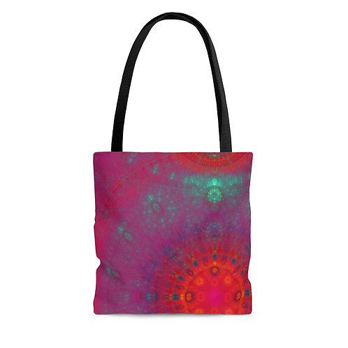 Joiku - Fractal Design AOP Tote Bag