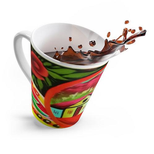 Cottage - Latte mug