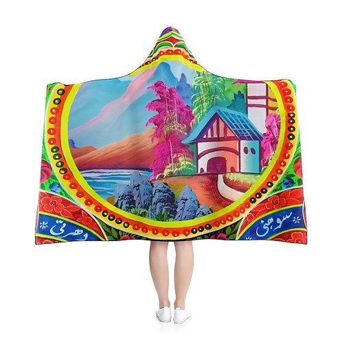 Sweet Home - Hooded Blanket
