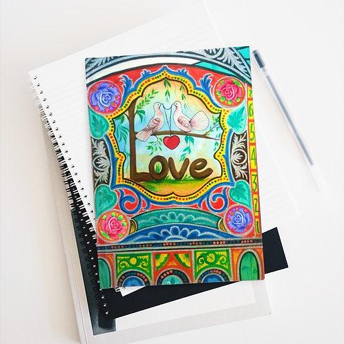 Love - Journal - Blank