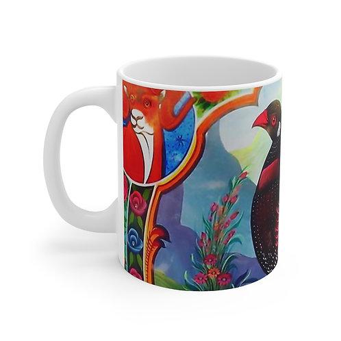 Black Partridge - Mug 11oz