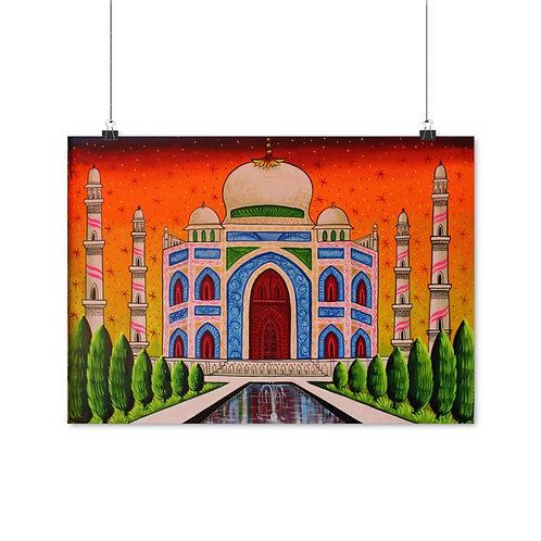 Taj Mahal - Posters