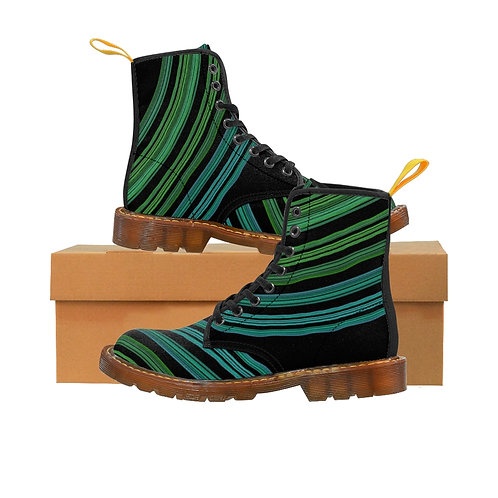 Reed - Women's Canvas Boots