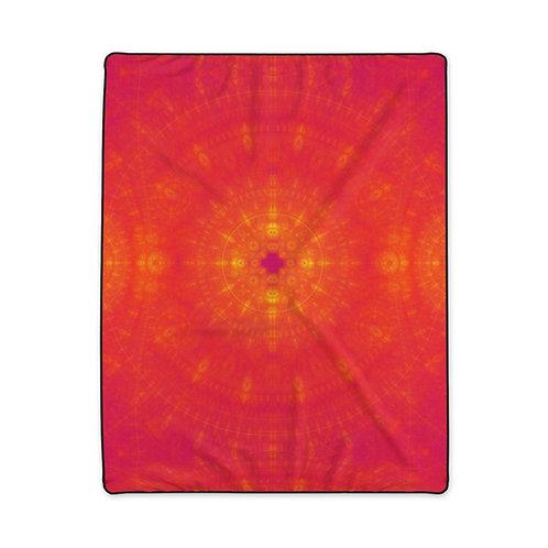 Sun - Polyester Blanket