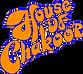 House Of Chakoor, orange Logo