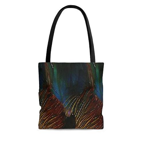 Rooster - AOP Tote Bag