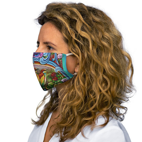 Paradise - Snug-Fit Polyester Face Mask
