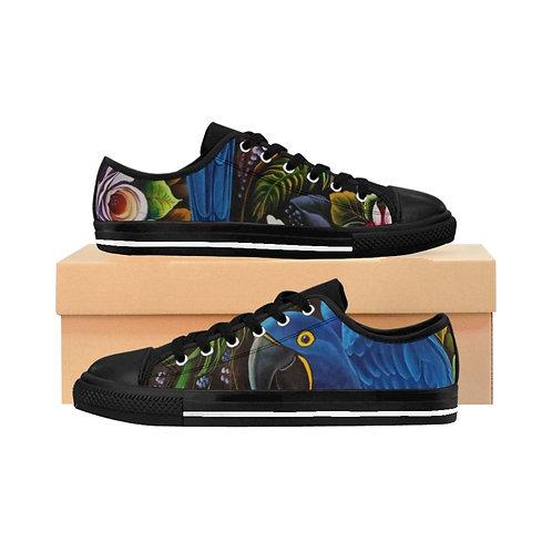 Blue Macaw - Women's Sneakers
