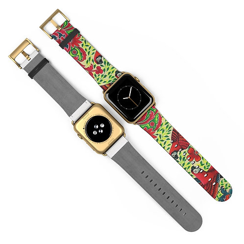 Parrots - Watch Band