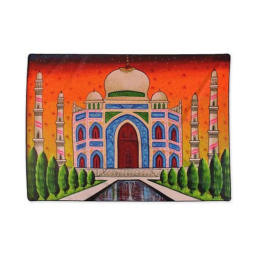 Taj Mahal - Polyester Blanket