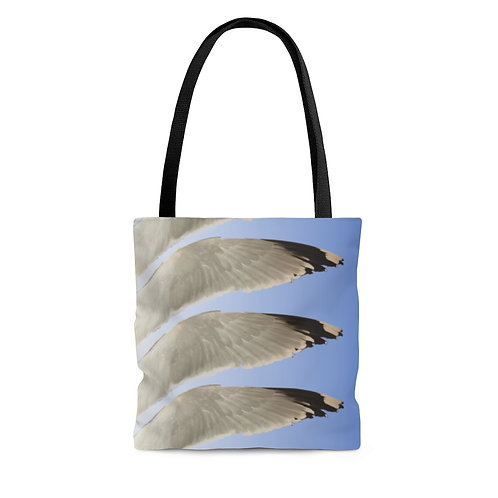 Seagull - AOP Tote Bag