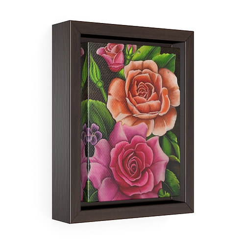 Petals - Framed Premium Gallery Wrap Canvas