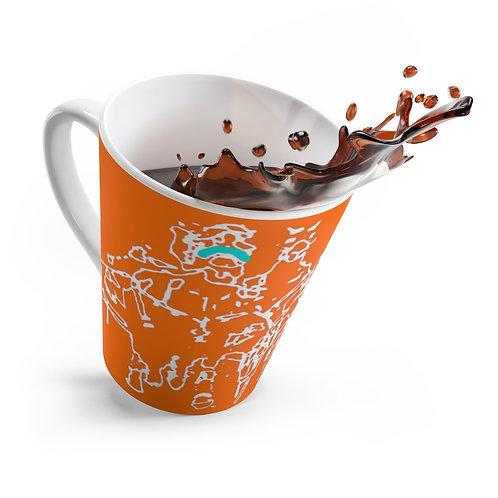 Races - Latte mug