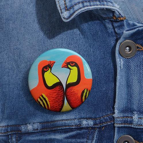 Friends - Pin Buttons