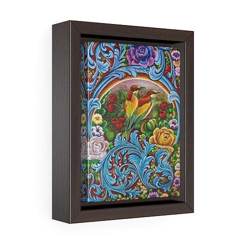 Paradise - Framed Premium Gallery Wrap Canvas