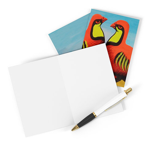 Friends - Greeting Cards (8 pcs)