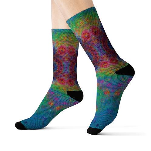 Spectrolite - Sublimation Socks