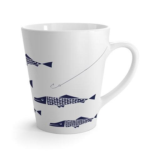 Pike - Latte mug