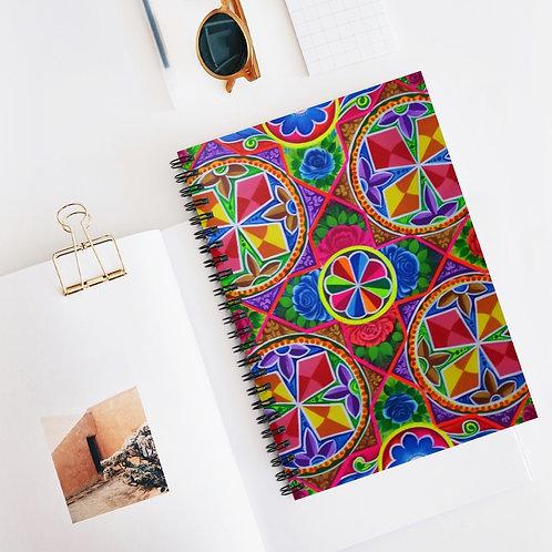 Propeller - Spiral Notebook - Ruled Line