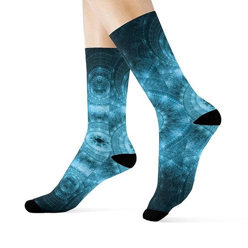 Pond - Crew Socks