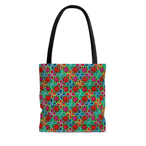 Bloom - AOP Tote Bag